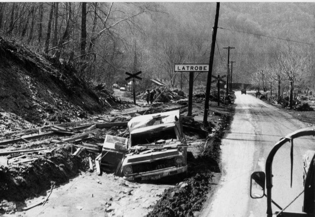The Buffalo Creek Flood: An Act of Man kapak