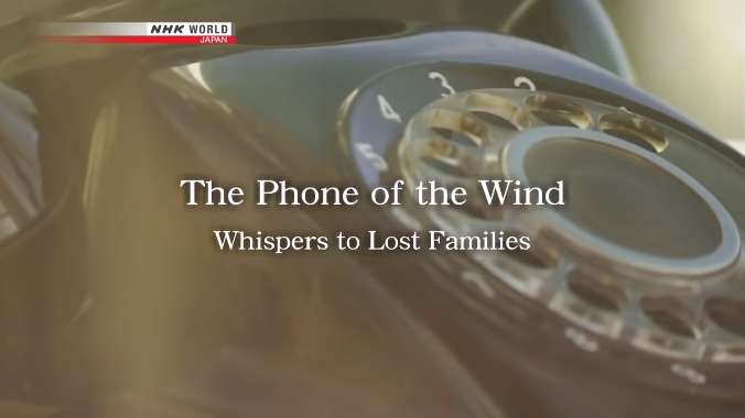 The Phone of the Wind: Whispers to Lost Families kapak