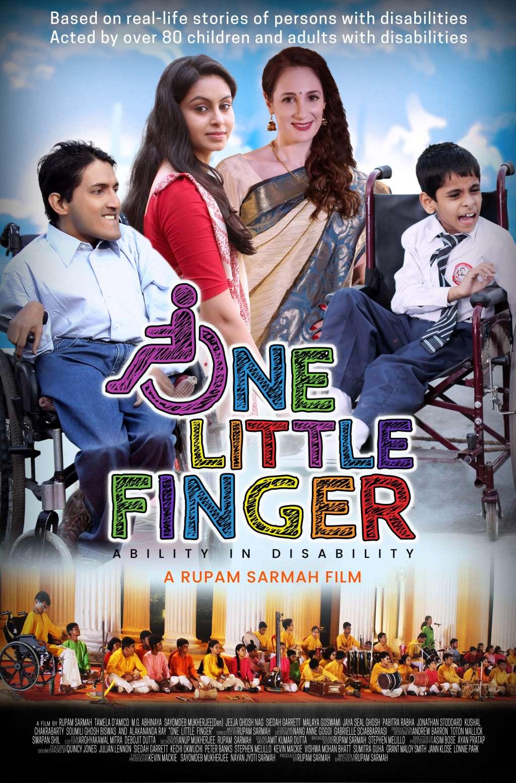 One Little Finger kapak