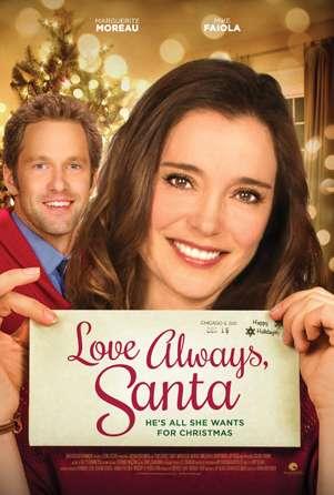 Love Always, Santa kapak