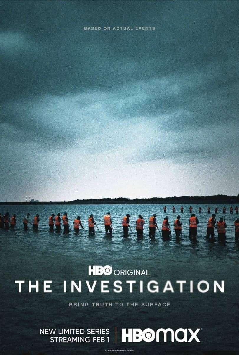 The Investigation kapak