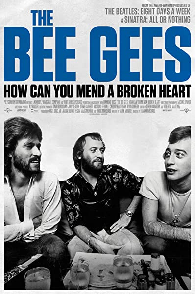 The Bee Gees: How Can You Mend a Broken Heart kapak