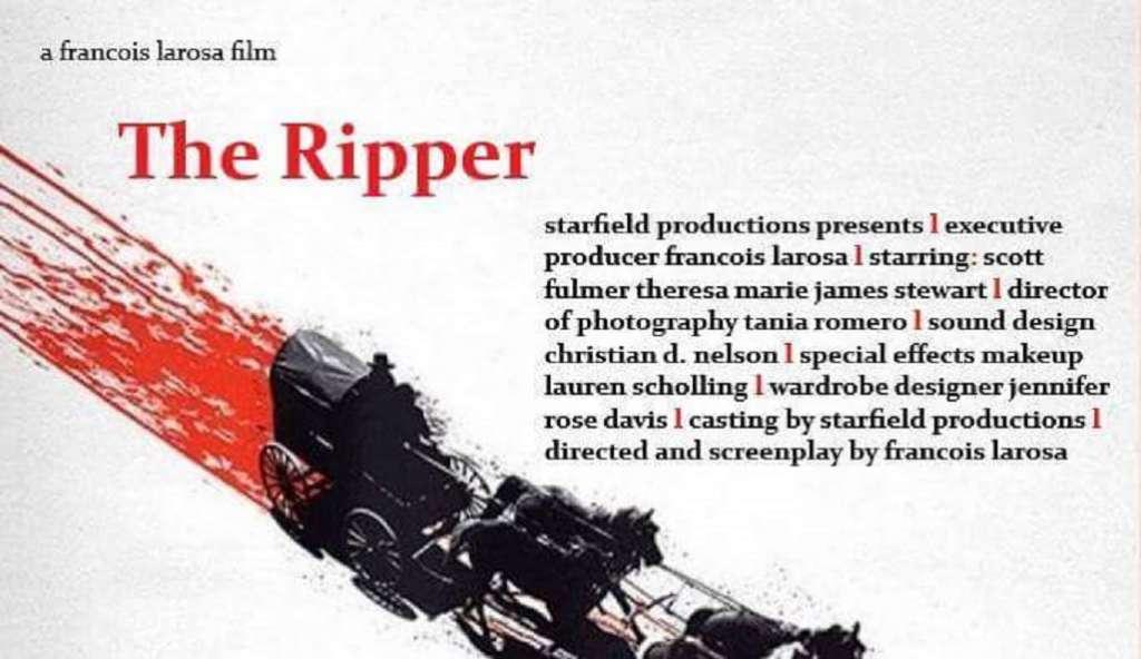 The Ripper kapak