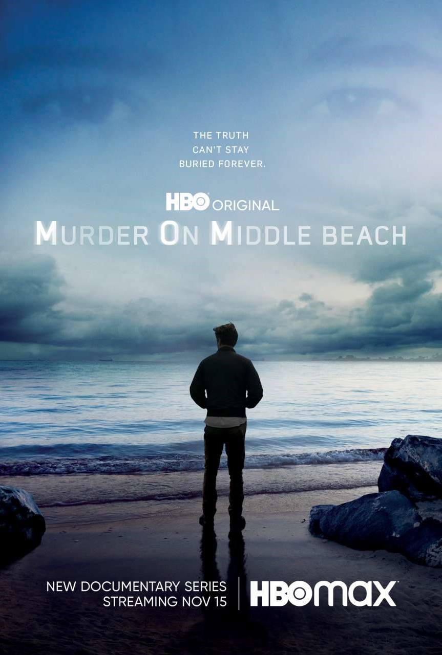 Murder on Middle Beach kapak