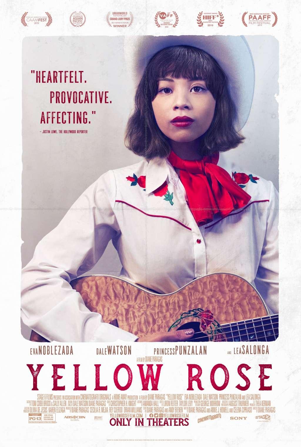 Yellow Rose kapak