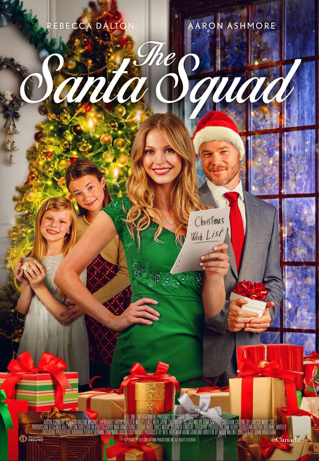 Santa's Squad kapak