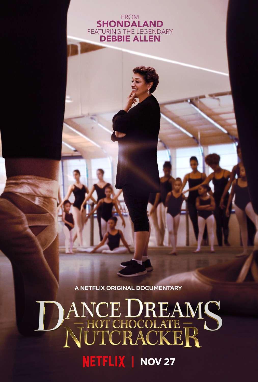 Dance Dreams: Hot Chocolate Nutcracker kapak