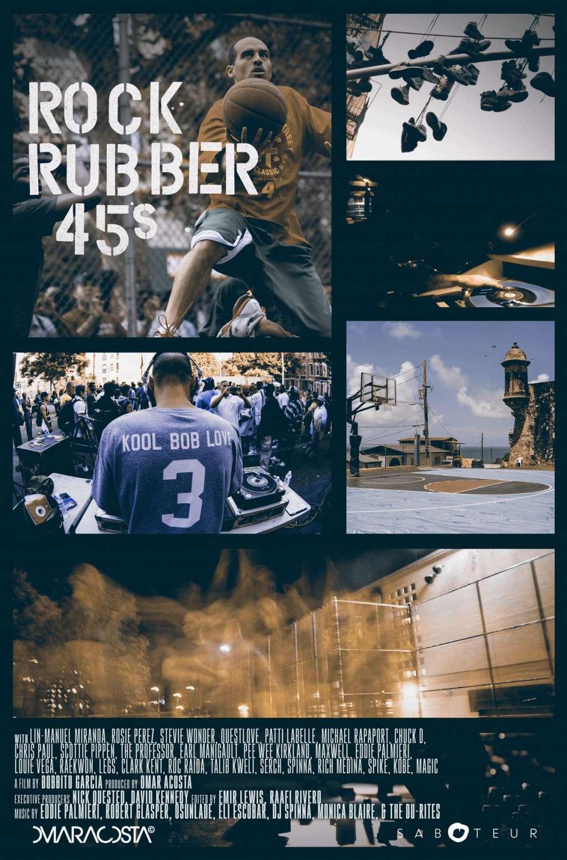 Rock Rubber 45s kapak