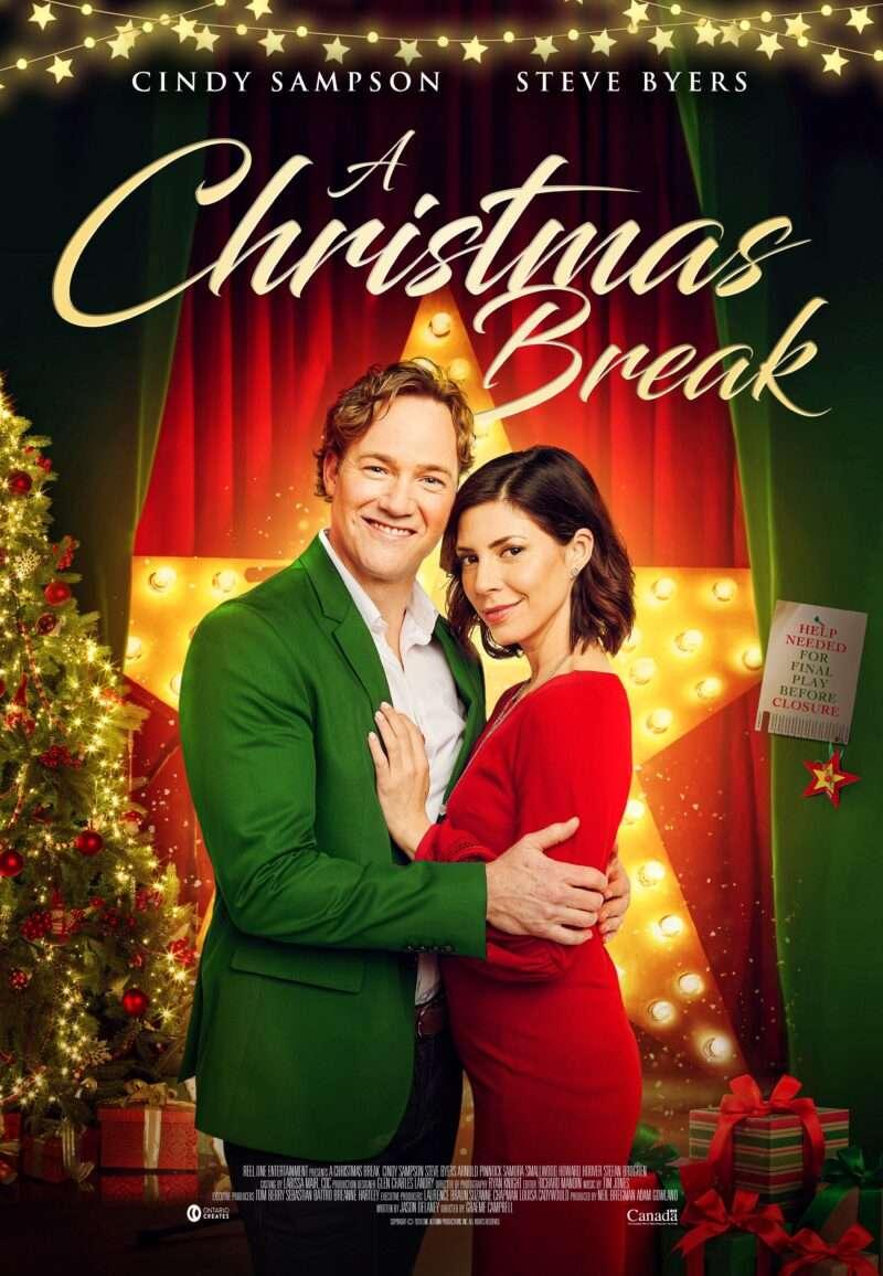 A Christmas Break kapak