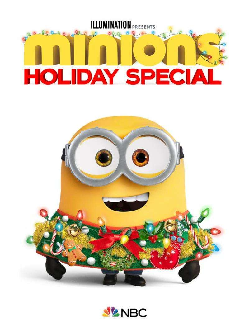 Minions Holiday Special kapak