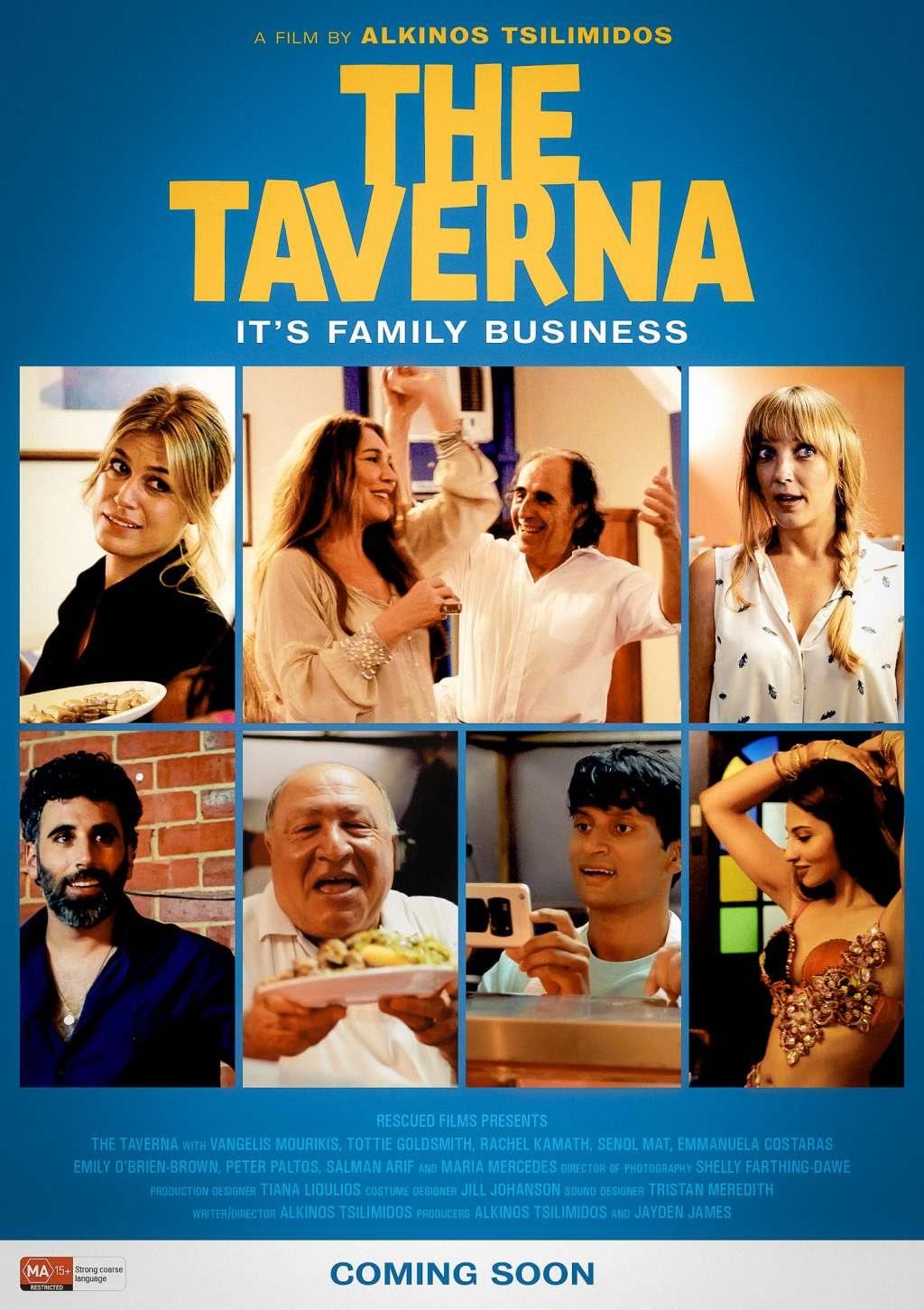 The Taverna kapak