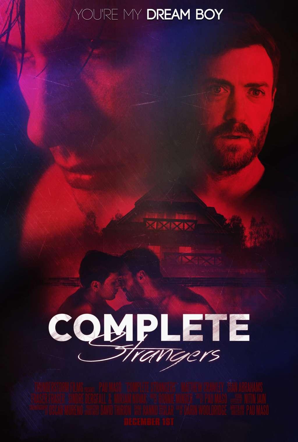 Complete Strangers kapak