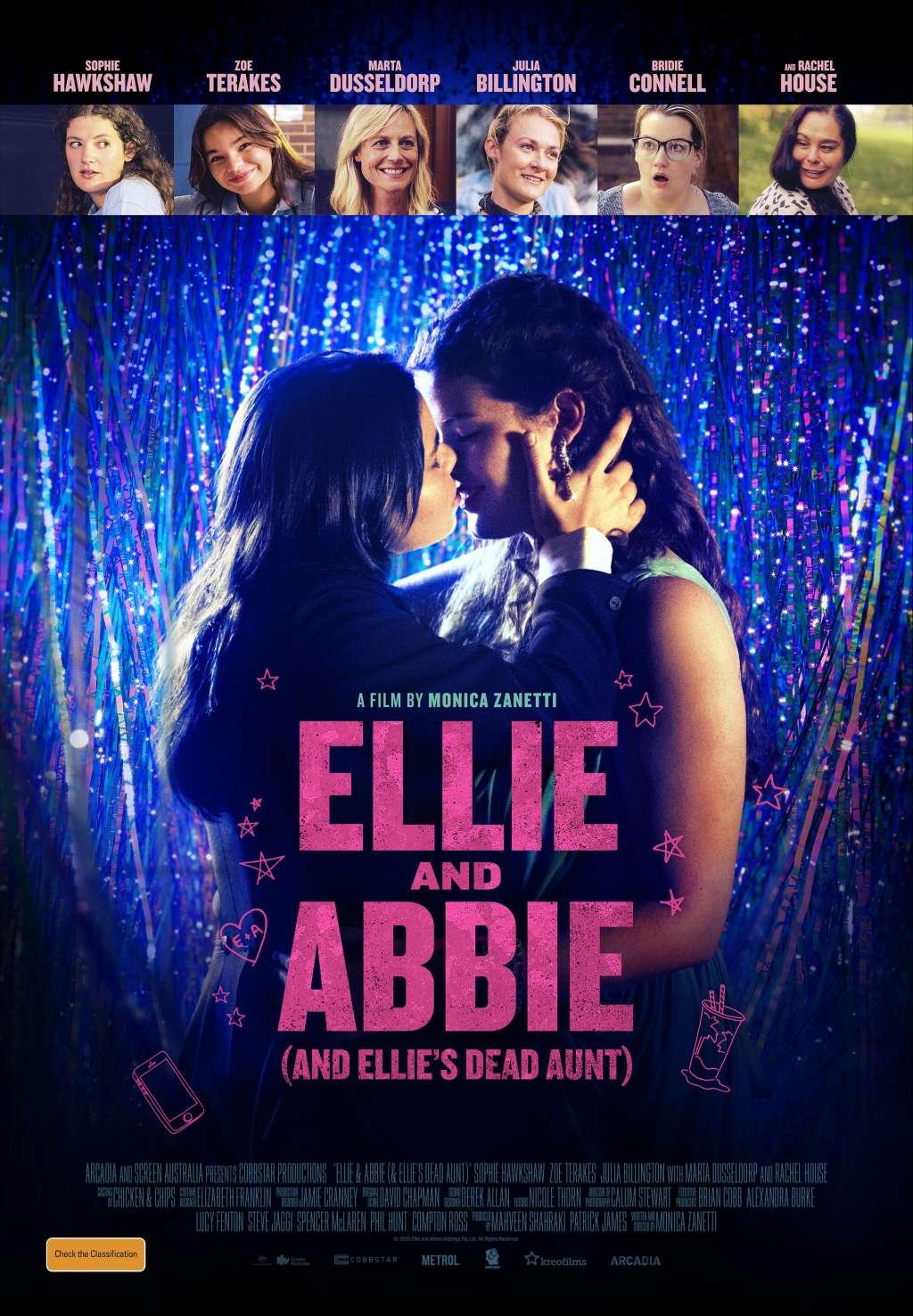 Ellie & Abbie (& Ellie's Dead Aunt) kapak