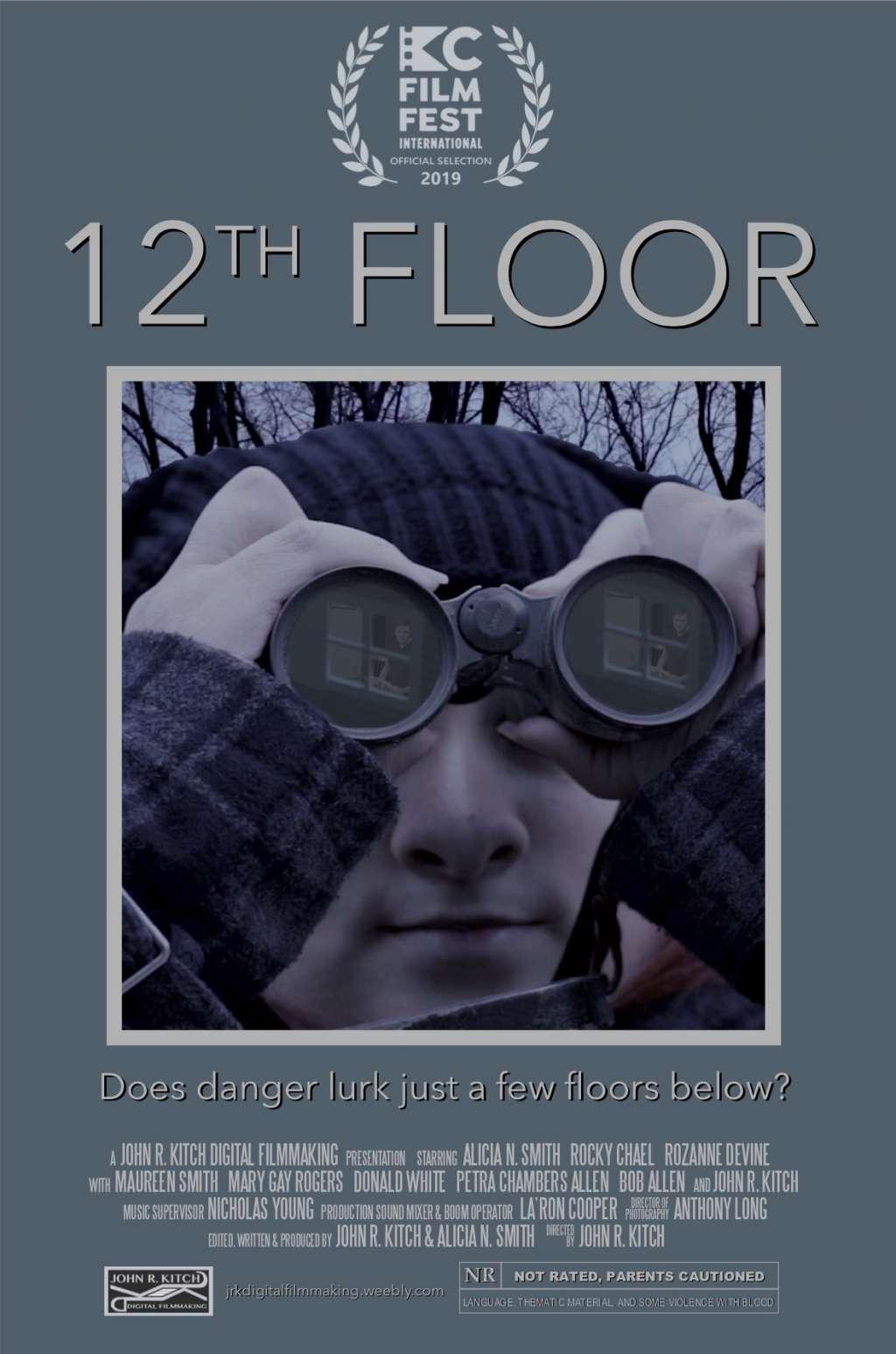 12th Floor kapak