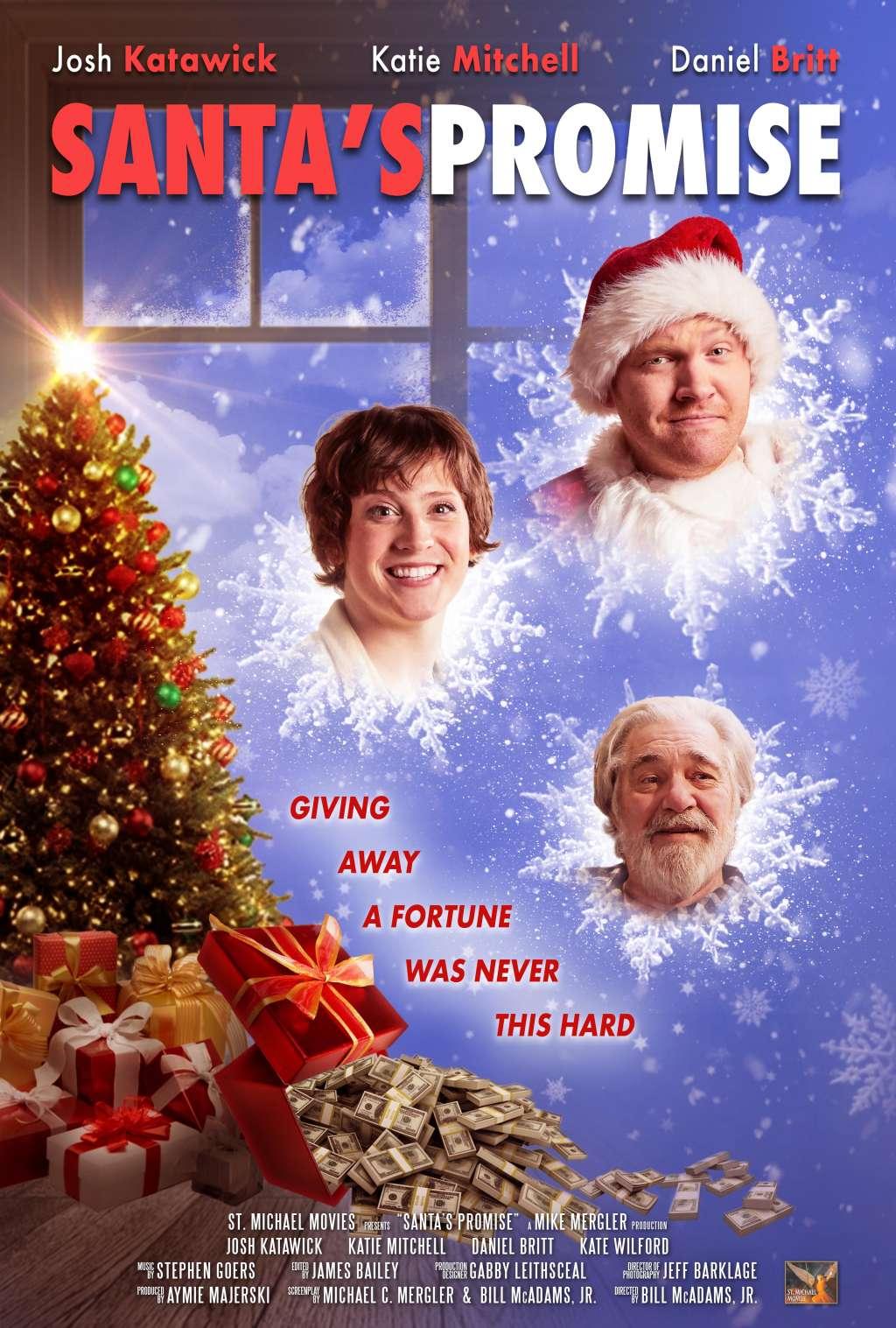Santa's Promise kapak