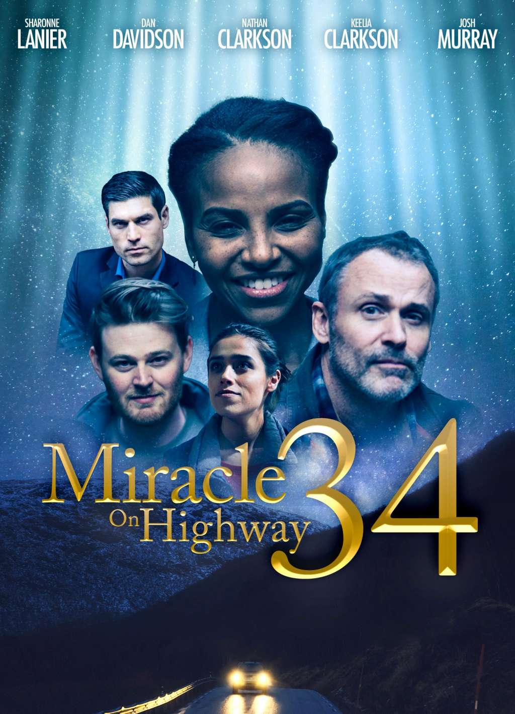 Miracle on Highway 34 kapak
