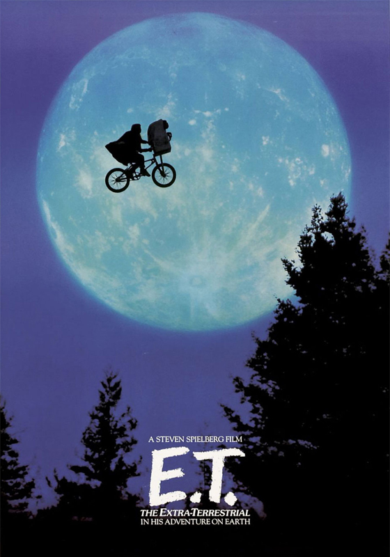 E.T. the Extra-Terrestrial kapak