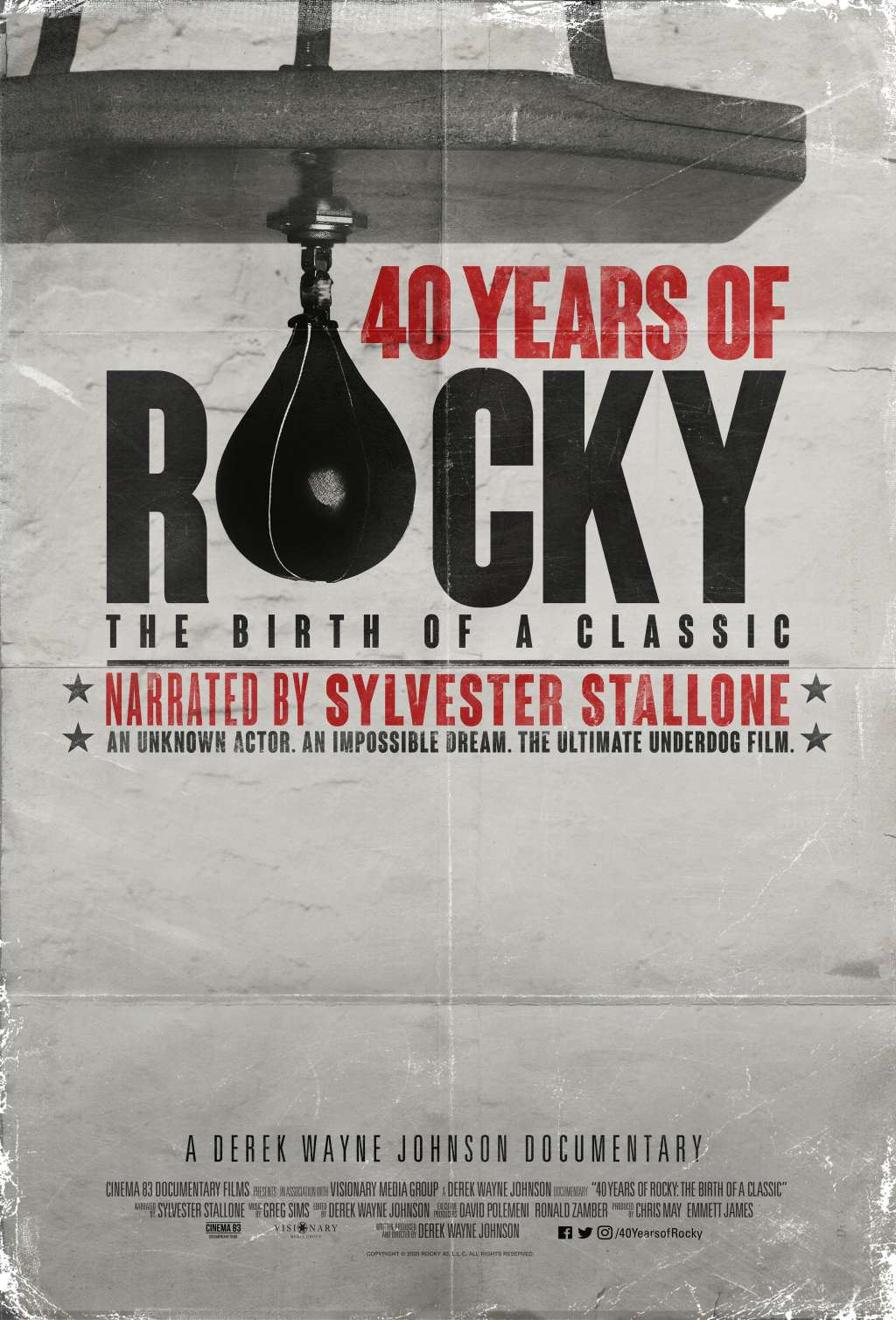 40 Years of Rocky: The Birth of a Classic kapak