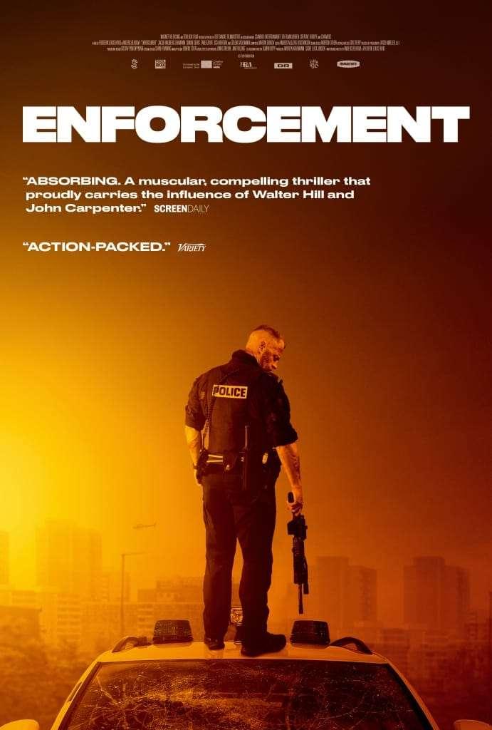 Enforcement kapak