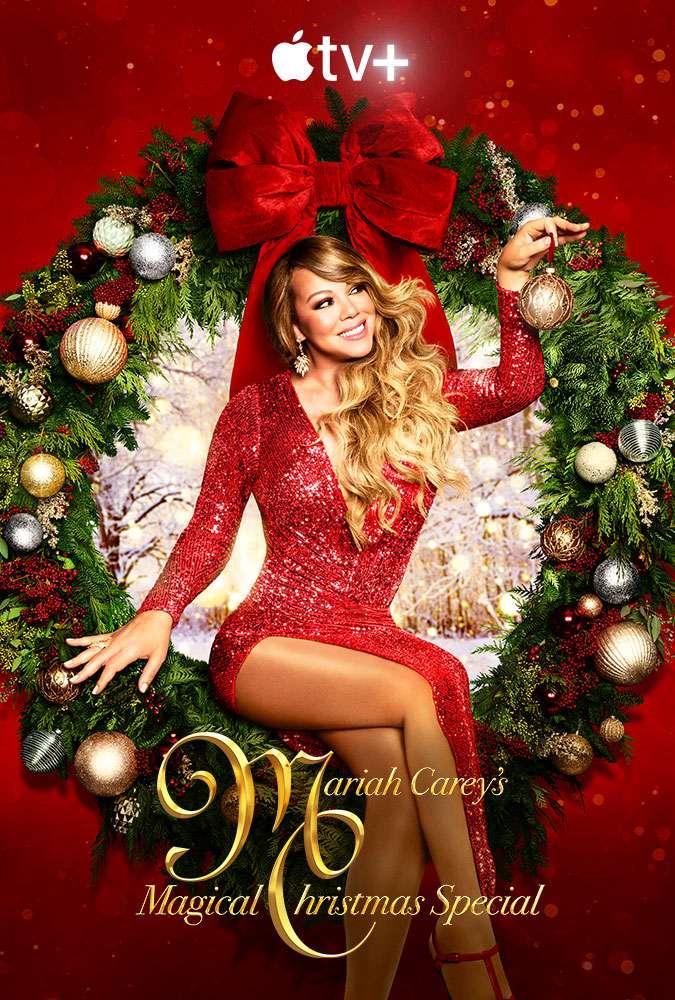 Mariah Carey's Magical Christmas Special kapak