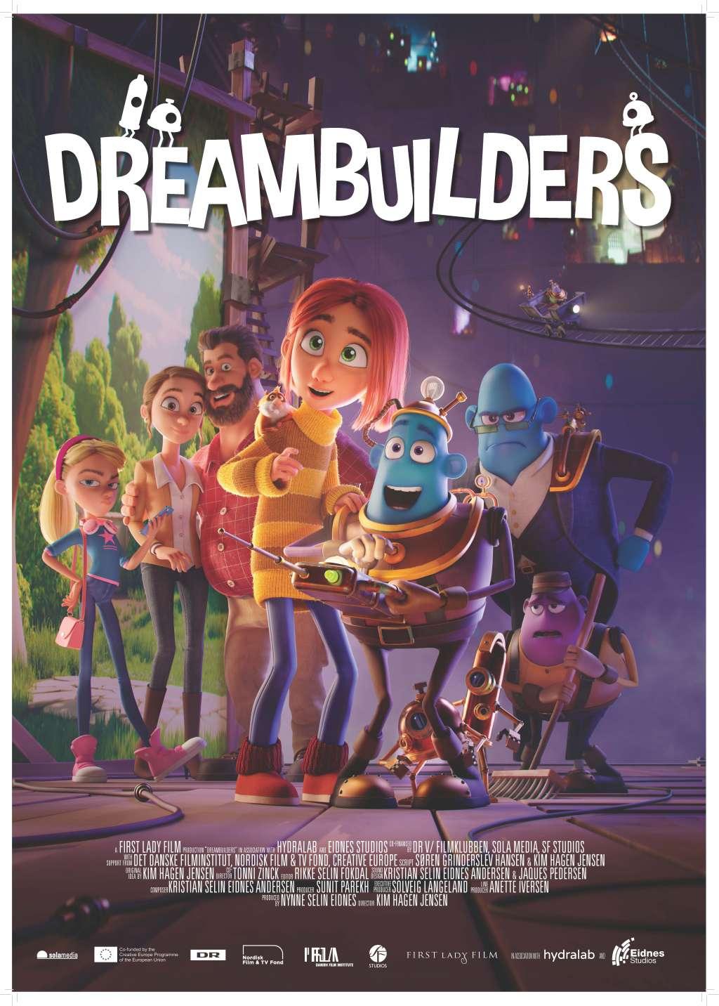 Dreambuilders kapak