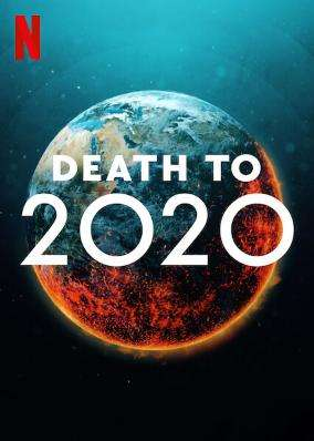 Death to 2020 kapak