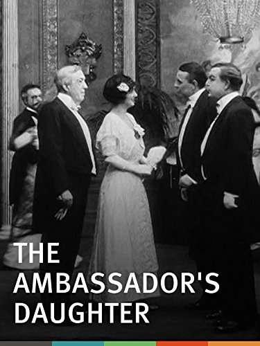 The Ambassador's Daughter kapak