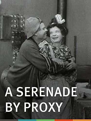 A Serenade by Proxy kapak