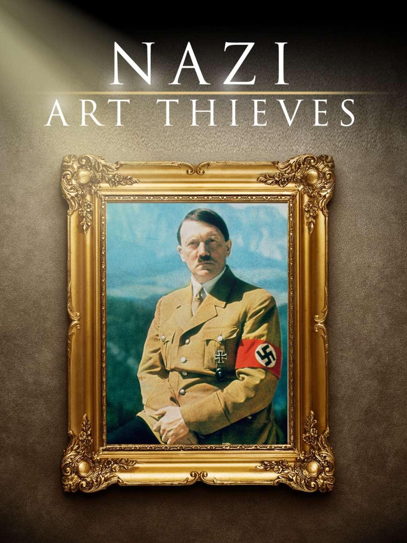 Nazi Art Thieves kapak