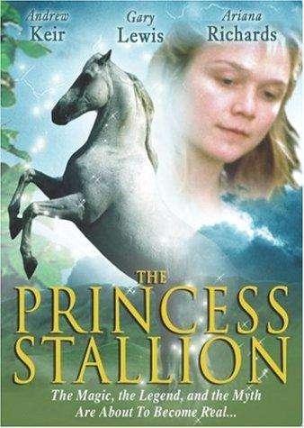 The Princess Stallion kapak