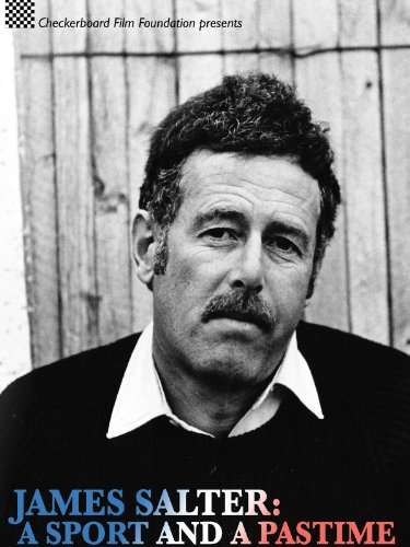 James Salter: A Sport and a Pastime kapak