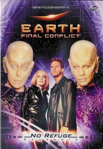 Earth: Final Conflict kapak