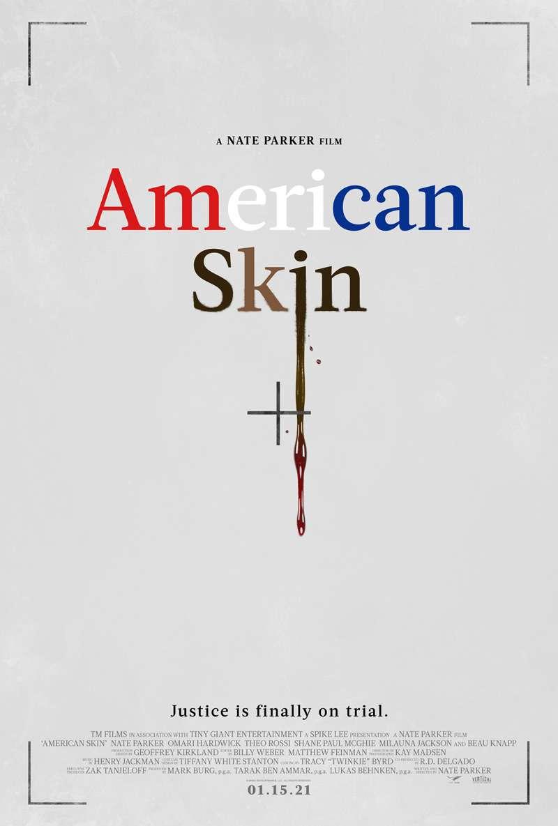 American Skin kapak