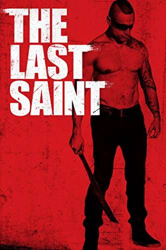 The Last Saint kapak