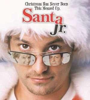 Santa, Jr. kapak