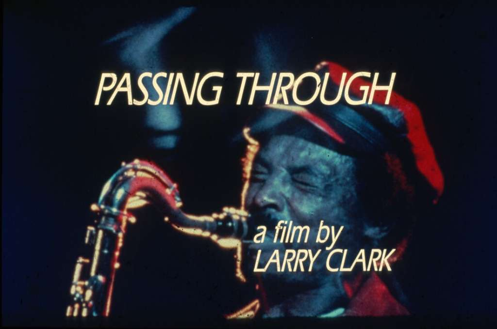 Passing Through kapak
