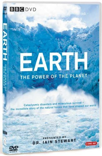 Earth: The Power of the Planet kapak