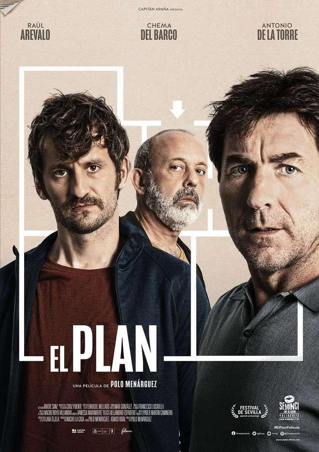 The Plan kapak