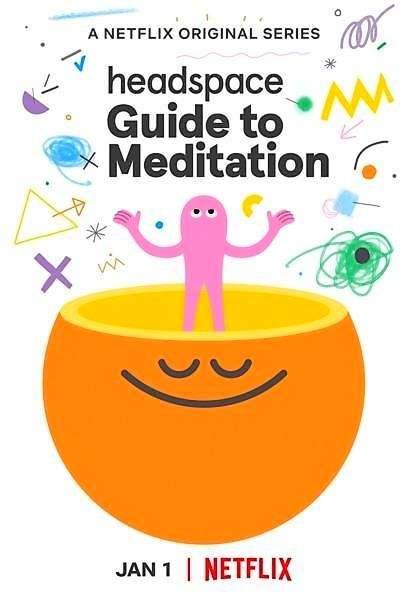 Headspace: Guide to Meditation kapak