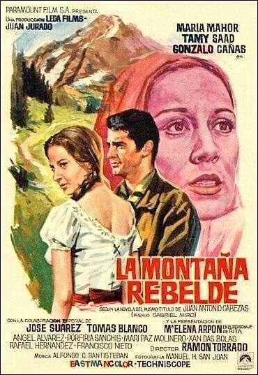 La montaña rebelde kapak