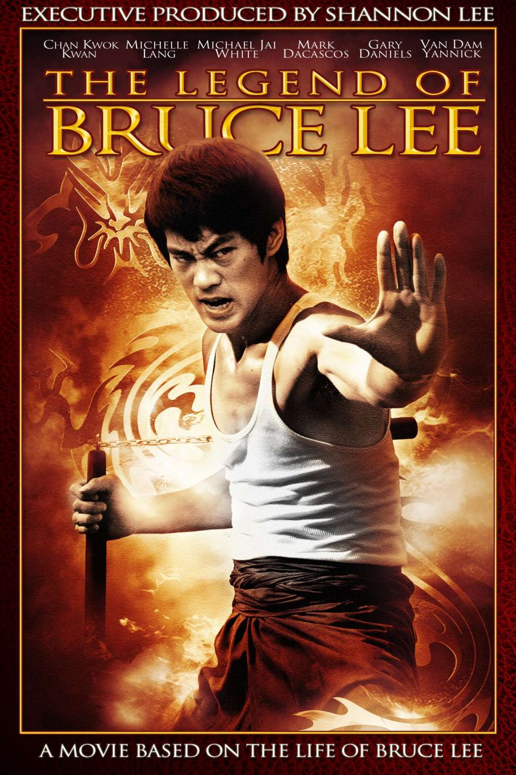 The Legend of Bruce Lee kapak