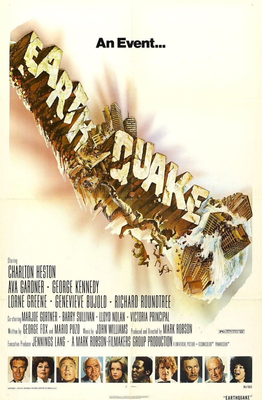 Earthquake kapak