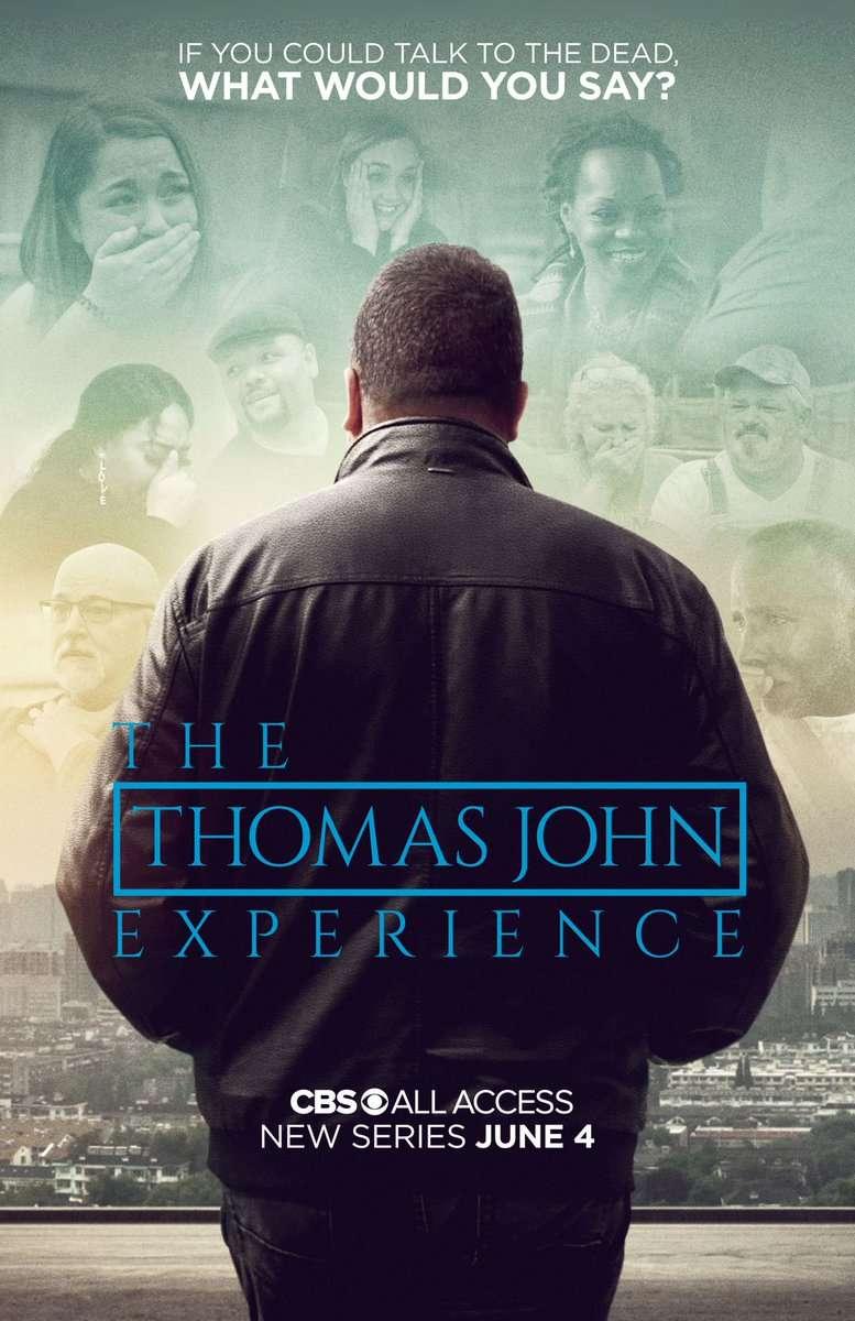 The Thomas John Experience kapak