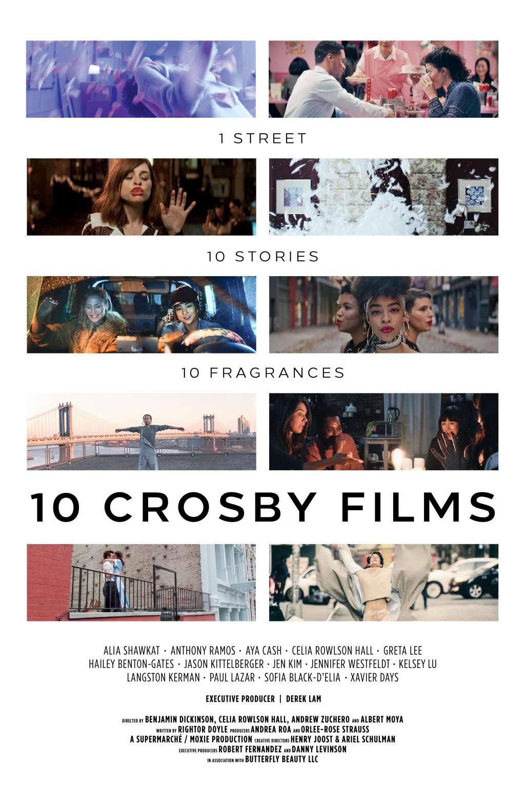 10 Crosby kapak