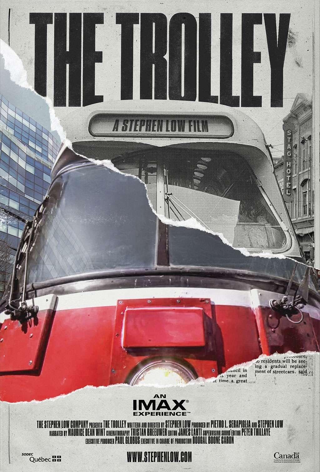 The Trolley kapak