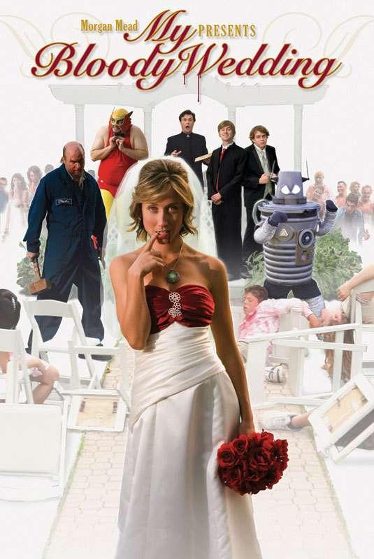 My Bloody Wedding kapak