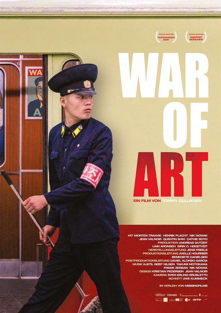 War of Art kapak