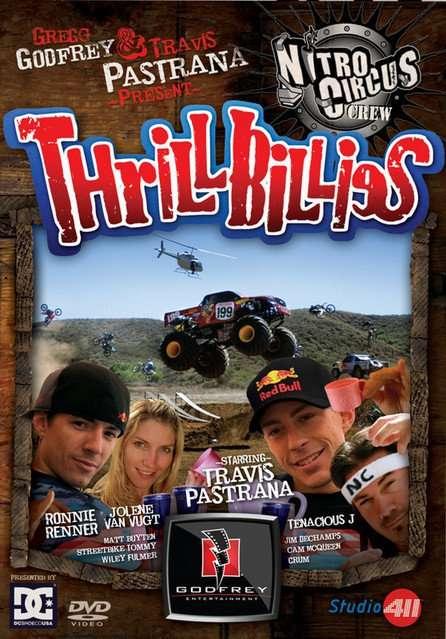 Thrillbillies kapak