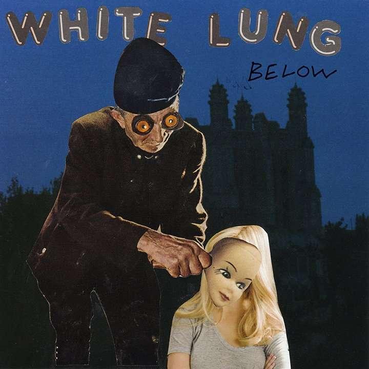 White Lung: Below kapak
