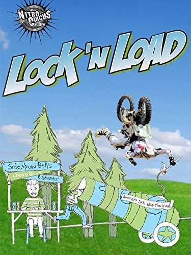 Nitro Circus 4: Lock'n Load kapak